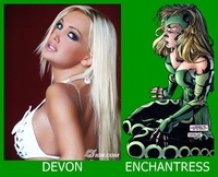 devon porn porn star devon enchantress superhero female adult film stars their comic book hero counterparts part nsfw
