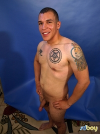 latino porn boy ray sosa uncut cock latino marine masturbating amateur gay porn shows his tatts jerks