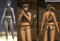 final fantasy porn final fantasy xiv miqote nude filter game will have patch available