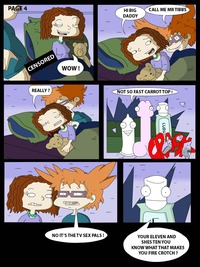 ball dragon porn dbb all grown chuckie finster dragon ball lil deville phil rugrats south park comic crossover page raschen porno