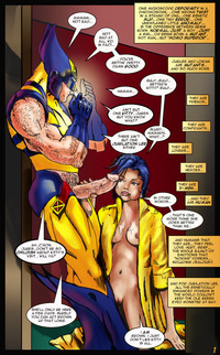 comic porn media original jubilee marvel porn comic