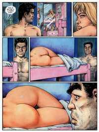free porn comic adult comics where three guys fuck one girl free page