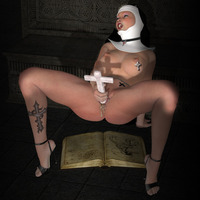 nun porn nun that shoinumine