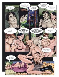 adult comic sex pics circus porncomix part tulli morucci comics attachment
