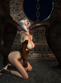 3d comics xxx kingdom evil fantasy