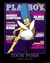 porn toon demotivational poster toon porn marge simpson lois griffin facebookview