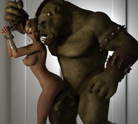 3d monster pics porn pics really rough monster fuck