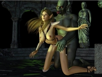 3d porn galleries monster pics ogre porn trapped sexy elf female