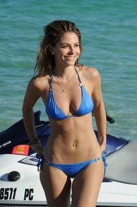 ass images sexy gallery maria menounos sexy ass wearing tiny blue bikini miami beach