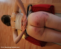 bare butt galleries galleries gallery force beating strap bare ass