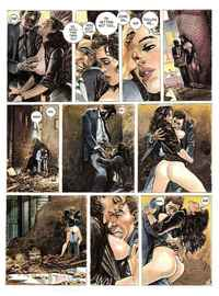 porn comic hot porn comics where gal banged well adult comic page