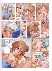 porn comic girlfriends hentai porn comic page misc comics featuring high quality drawn attachment