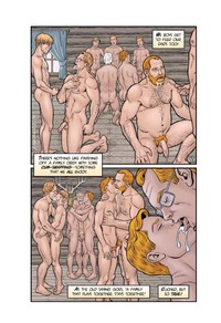 porn comic josman family tradition page