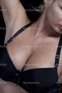 beautiful big breast image depositphotos sexual breast stock photo