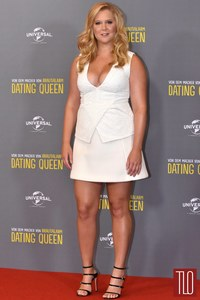 beautiful big breast image amy schumer trainwreck berlin photocall red carpet fashion tom lorenzo tlo aug does ignore breasts