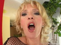 milf porn milf porn horny old mature whore stockings playing vibrating toys
