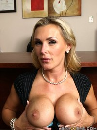 milf porn pictures tits work pics busty milf office nasty tanya tate gets taste cock blockers dick