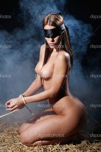 beautiful naked women in bondage depositphotos beautiful nude naked woman bondage style stock photo