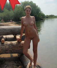 beautiful shaved pussy photos beautiful russian blonde milf shows shaved pussy nudist beach