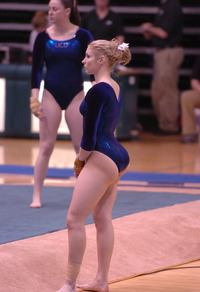 big ass pictures ass gymnast