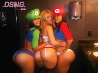 big asses booty pics female mario luigi ass booty cosplay dsng morelikethis