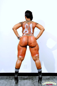 big black ass gallery cherokee dass paint body xxx