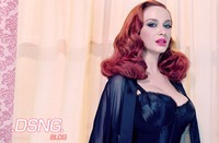 big boob sexy pic christina hendricks hollywood actress tits breasts boobs jugs pawg whooty redhead red head sexy milf wallpaper boob women booty