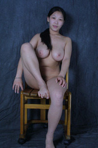 big but nude chubby but glamorous korean girlfriend