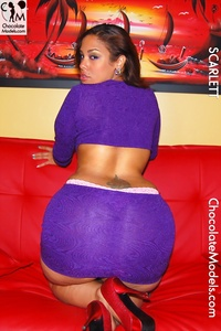 big butt and ass booty latin ass scarlett puerto rican