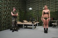 big butt fucking galleries system pics busty blonde soldier devon lee gets butt fucked properly