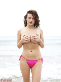 big girls big titties picpost thmbs sexy tits beach girl holding breasts pics