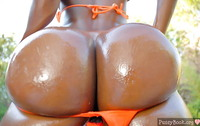 big oiled ass pics walls semicircular really black booty oiled