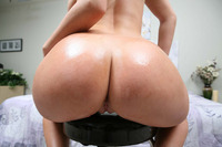big oiled butts pics imarchive sophie dee flaunts oiled ass