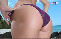 big sexy bum pics wallpapers babes bum beach scene swimsuit sexy