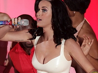 big teats images katy perry tits tight dress nipple visible pokies cleavage radio awards