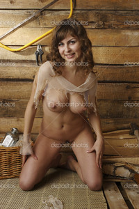 big tit woman pic depositphotos girl tits closet stock photo