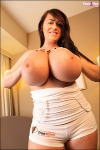 big tits gallery pinupfiles leanne