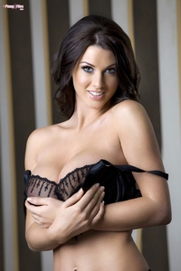 biggest tits gallery pics nude pinup model alice goodwin perfect jugs tits