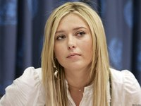 blond girl gallery maria sharapova blond
