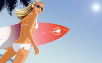 blondes in bikinis pics resolutions wallpapers room hed kandi bikini surfboard ianwoollam blue people bikinis blondes ian woolam girls women headphones sun surfboards swimsuits wallpaper
