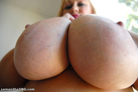 boob big nipple ssmn samantha all about boobs