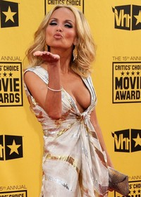 boobs and nipple photos kristin chenoweth red carpet side boob picture page