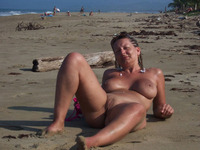 busty chubby porn pics busty chubby nude milf exposing phat pussy public naked boobies beach sand nature wild amateur page