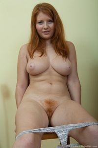 busty redhead pictures picpost thmbs busty redhead showing red pubes pics