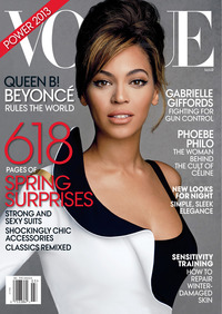celeb porn pix beyonce knowles vogue usa march glamour babes celeb porn