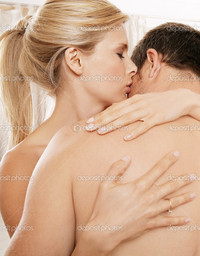 close up nude pics depositphotos close nude couple kissing bedroom stock photo