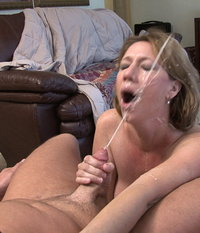 cum shot facial pic knobbyhardone user