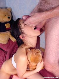 eating cum pic media galleries amateur asian babe eating cum