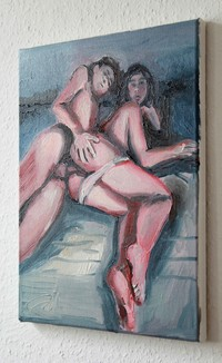 erotic art sex pictures product intimate sexual painting