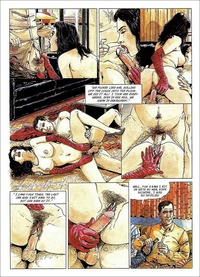 erotic comic pic adult comic mistress slave games erotic comics book page
